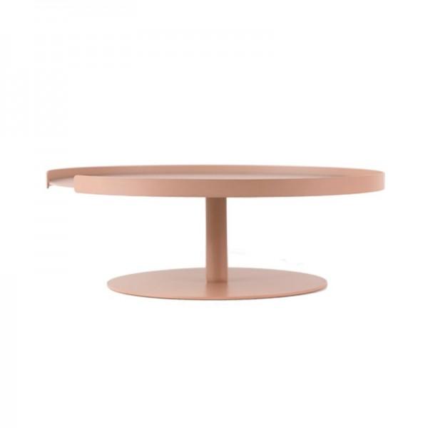 DesignBite BIG HUG Kuchenständer Kuchenplatte rosa blush