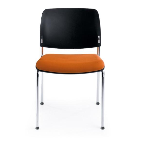 Profim Vierbeinstuhl  Bit 560H Kunststoff Sitzpolster