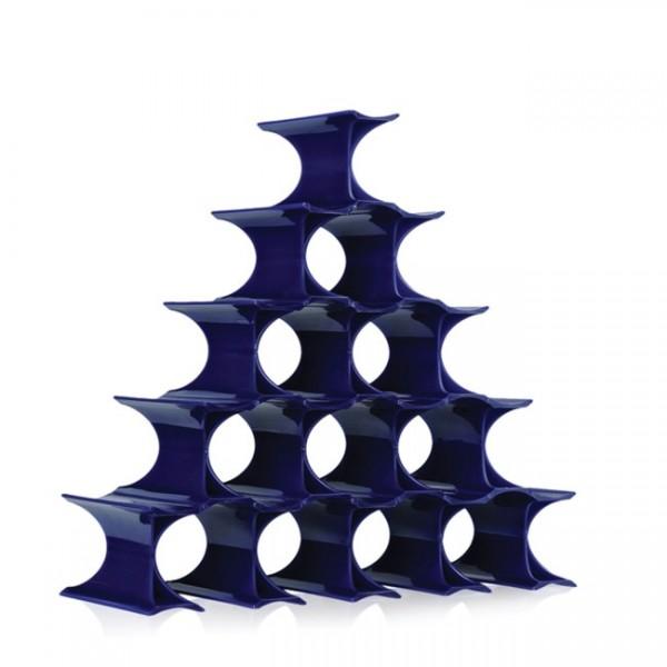 Flaschenregal Infinity blau 76802Z