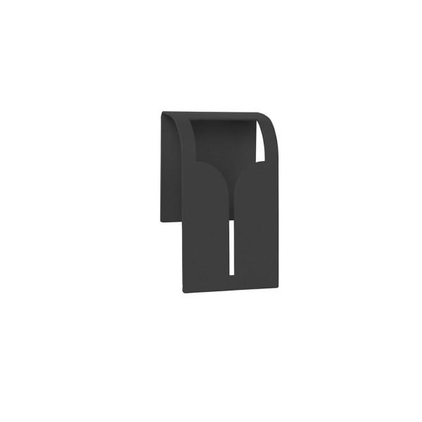 Blomus Bogo Handtuchklemme schwarz 64182