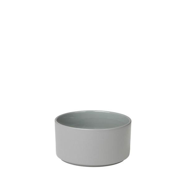 Blomus PILAR Schale S mirage grey 64168