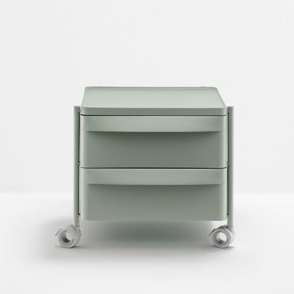 Pedrali Boxie 2C Rollcontainer