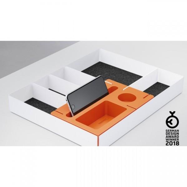 Palmberg BRIC Set auf Tischplatte BCTIVAR