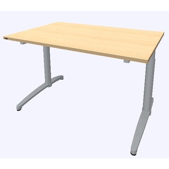 Schreibtisch Canvaro 120x80cm konfigurierbar