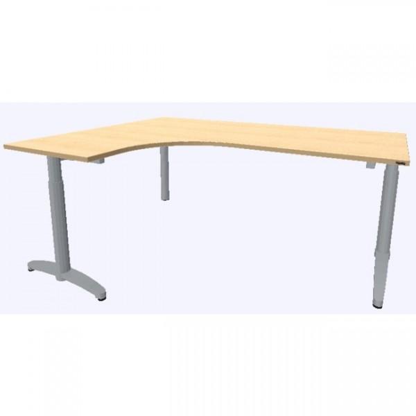 Assmann Schreibtisch Canvaro Freiform konfigurierbar