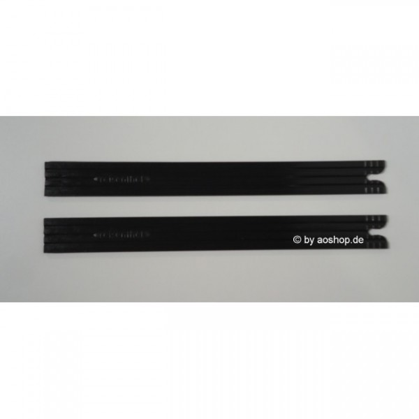Ersatz Strebe Carrybag mit Kerbe 2er Set schwarz