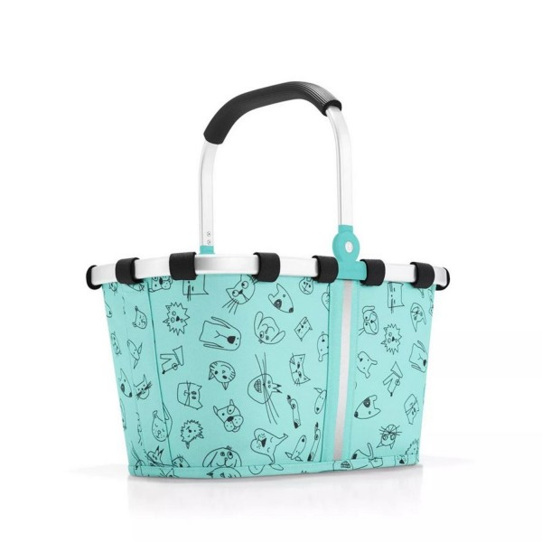 reisenthel® Carrybag XS Kids cats and dogs mint IA4062