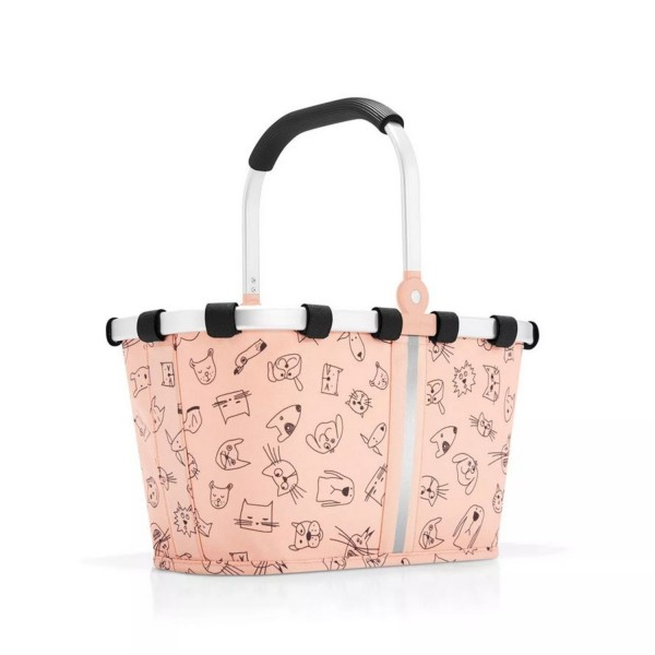 reisenthel® Carrybag XS Kids cats and dogs rose IA3064