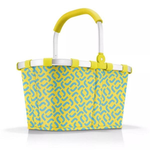reisenthel® Carrybag signature lemon BK2030