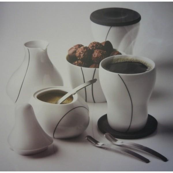 Gedeckset für Tee und Kaffee Contour 5088900218