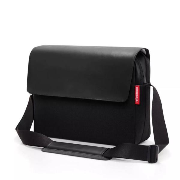 reisenthel® Courierbag 2 canvas black UU7047