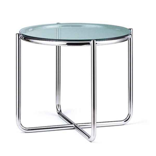 Glas Beistelltisch Dessau 3335
