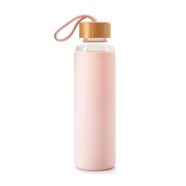 Donkey Products Trinkflasche Maneki Neko Pink 210411