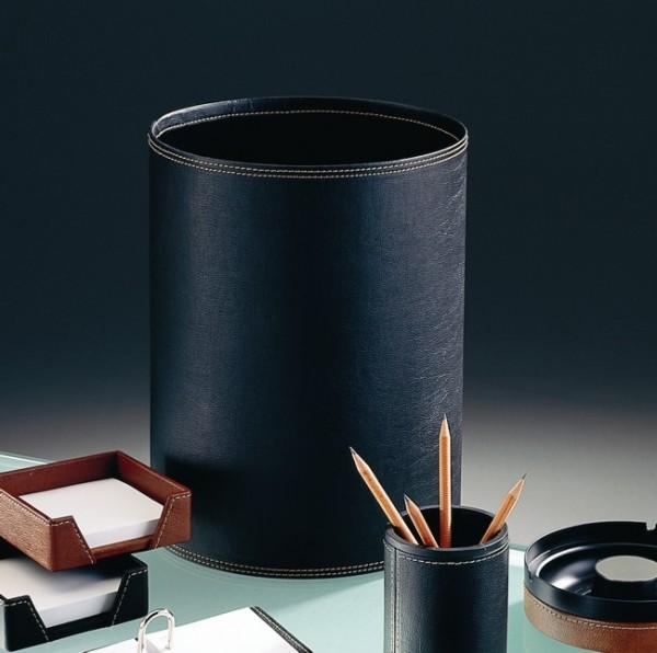 Abfallbehälter Fil3 schwarz