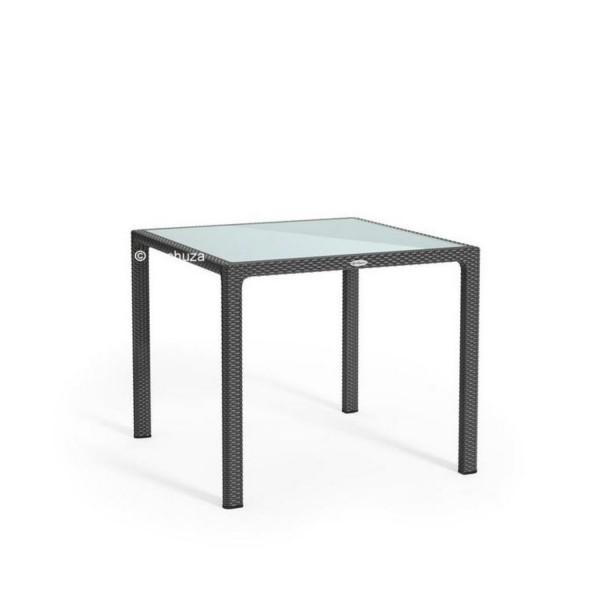 Lechuza Gartentisch klein / 90x90cm / granit 10913