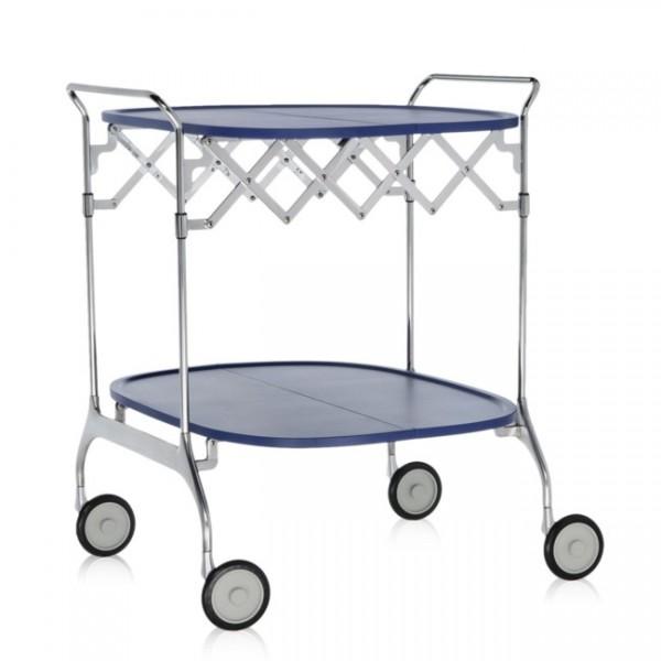 Kartell Rollwagen Gastone marineblau 447082