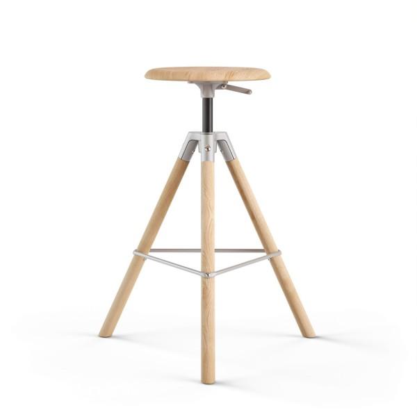 Girsberger Atelierhocker hoch Modell 112