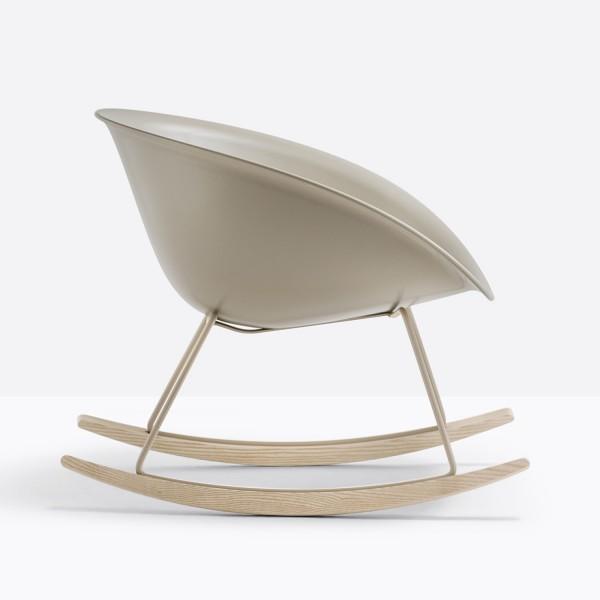 Pedrali Gliss Swing 350 Lounge Sessel