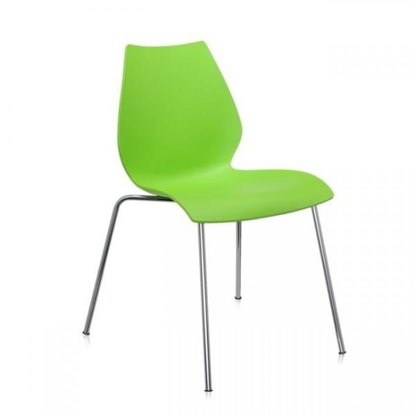 Stühle im 4er Set Maui grün 2871VV