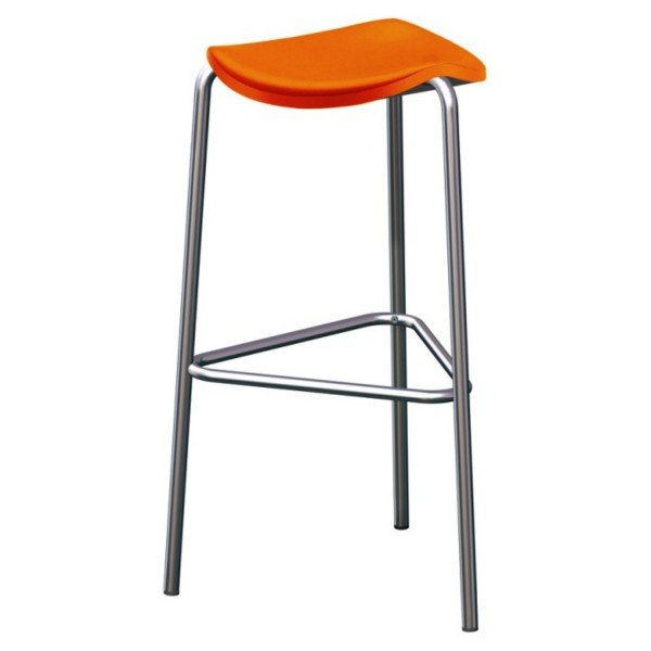 Rexite Hochhocker Well orange 2262.00.08