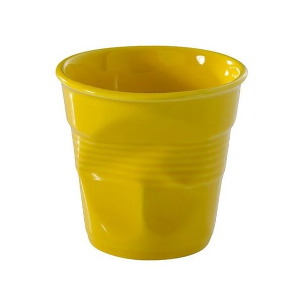 Revol Knickbecher Tasse Cappuccino seychellengelb 180ml RV639294