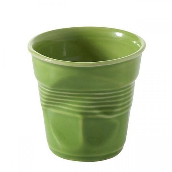 Revol Knickbecher Tasse Cappuccino 180ml limettengrün RV640680