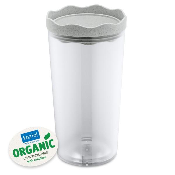 Koziol Vorratsdose PRINCE L 1L organic grey 3069670