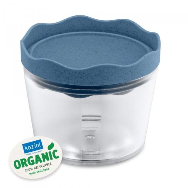 Koziol Vorratsdose PRINCE S 300ml organic deep blue 3084675