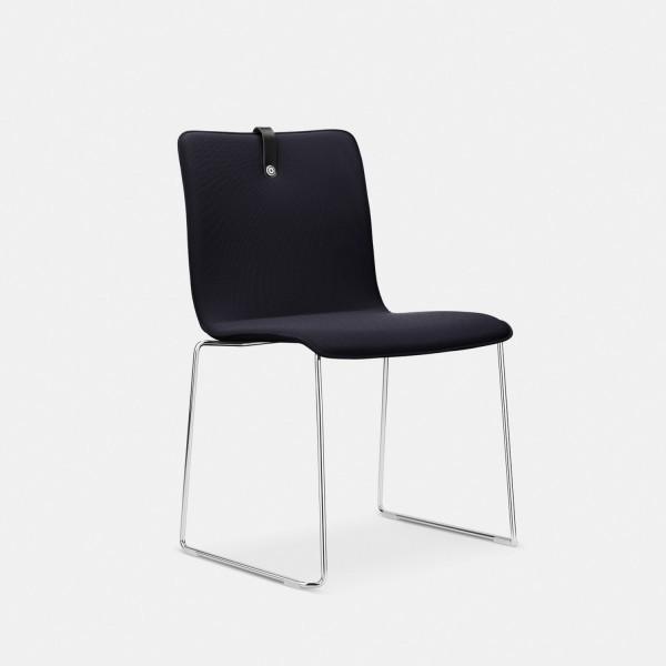 Löffler MESAMI 2 Stuhl mit Kufengestell MM0030