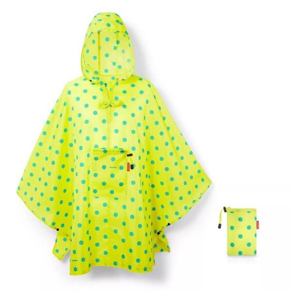 reisenthel® Mini Maxi Poncho lemon dots AN2025