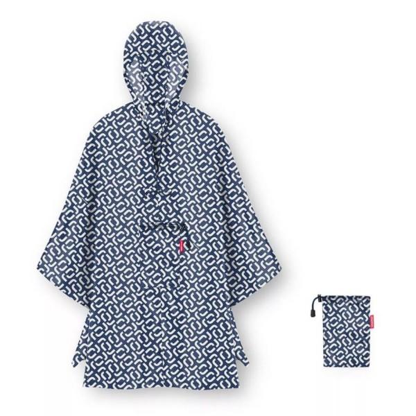 reisenthel® Mini Maxi Poncho signature navy AN4073