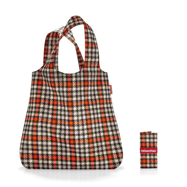 reisenthel® Mini Maxi Shopper glencheck red AT3068