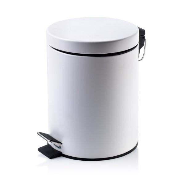 Mondex Abfalleimer ZAC 3L weiß HTWM5209