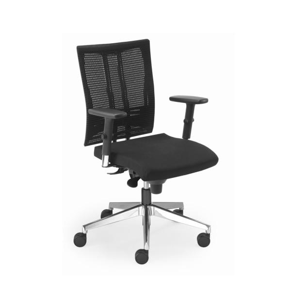 Nowy Styl Bürostuhl Net Motion schwarz