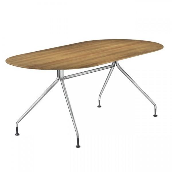Wilkhahn Tisch Occo oval 222/90