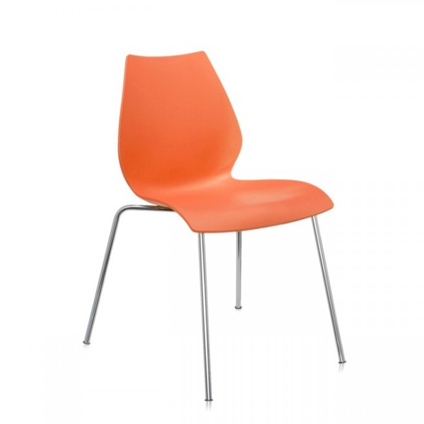 Stuhl Maui orange 2870AA