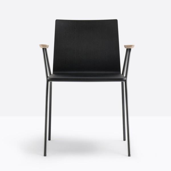 Pedrali Osaka Metal Armlehn-Stuhl 5712