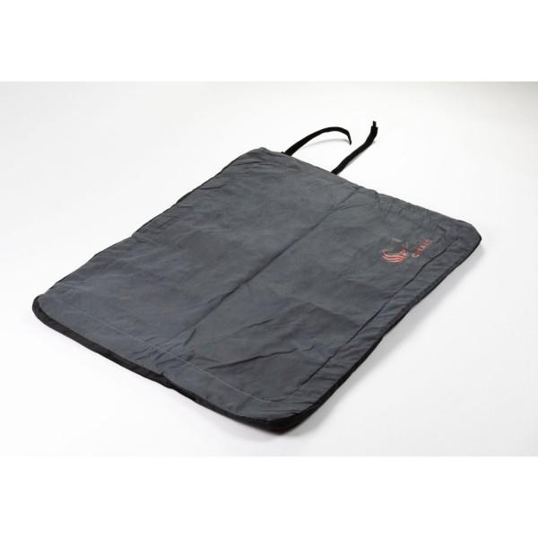 Outchair Heizdecke Comforter L kabellos-beheizbar grau 6002