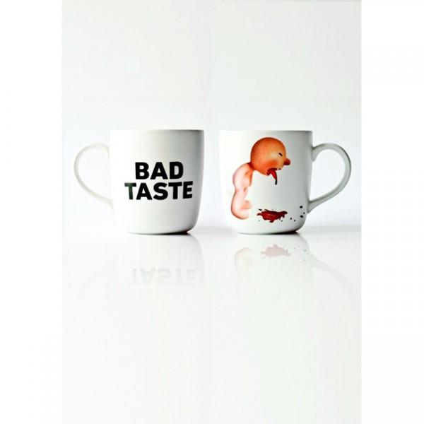 Kaffeebecher Mr. P Bad Taste P-1110443