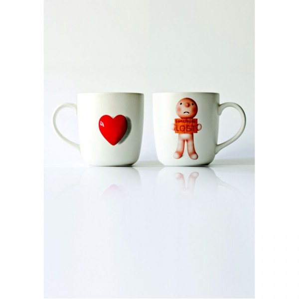 Kaffeebecher Mr. P Something Lost P-1110445