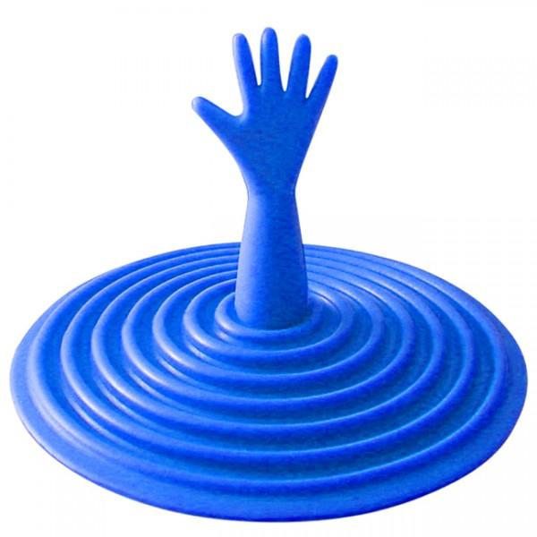 Abflussstöpsel blau Help! P-1360405