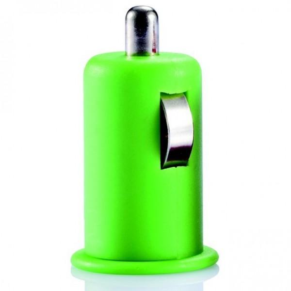 USB-Adapter fürs Auto grün P300.437