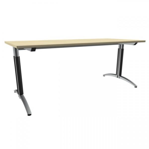 Palmberg Schreibtisch Palmega Höhe 650-850mm