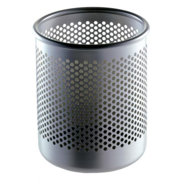 Rexite Papierkorb Cribbio aluminium 1000.AN.AN
