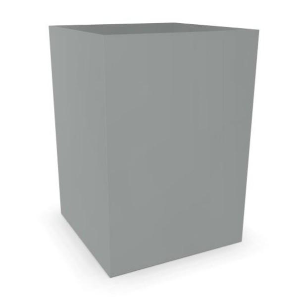 Cascando Papierkorb Square aluminium H35cm 2019.a