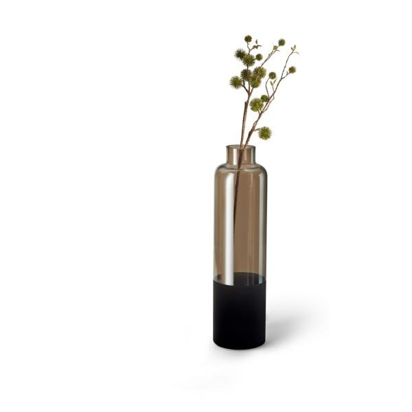 Philippi Vase Linus L 45cm Glas verspiegelt 230003
