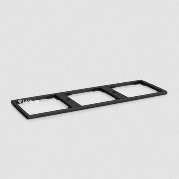 Lechuza Rahmen für Trio 40 schwarz 30664672