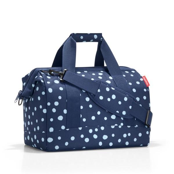 reisenthel® Allrounder M spots navy MS4044
