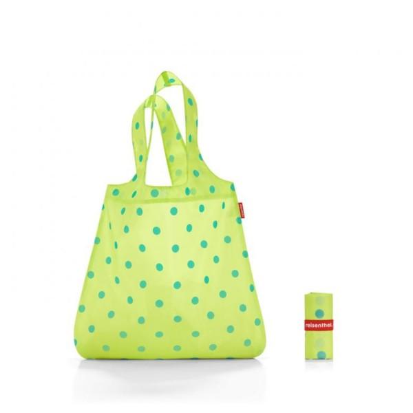 reisenthel® Mini Maxi Shopper lemon dots AT2025