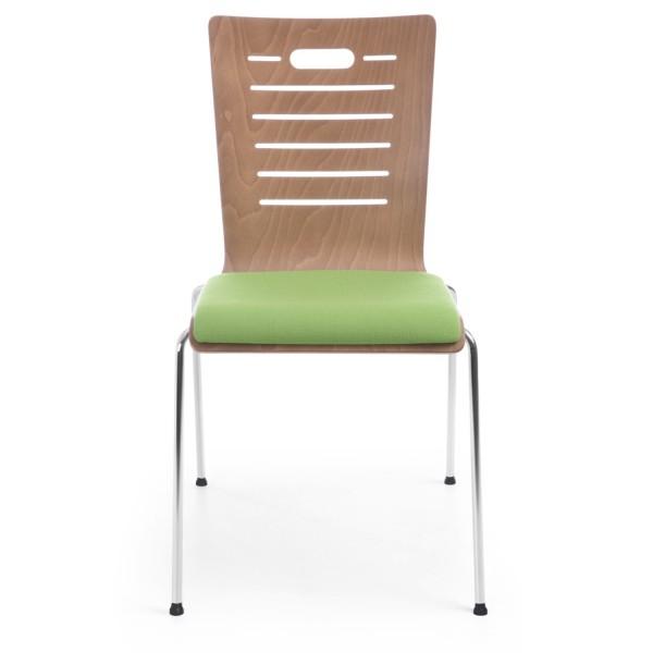 Profim Vierbeinstuhl Resso K24H Sitzpolster